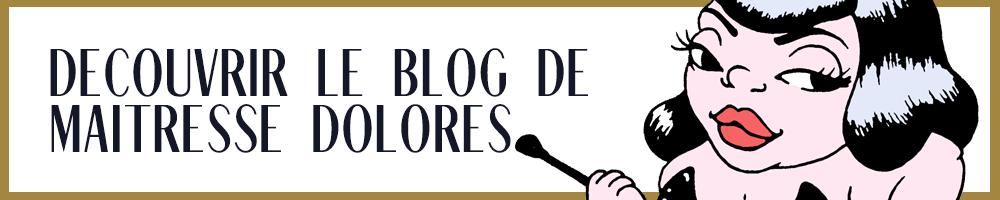 blog Bdsm Maitresse Dolores